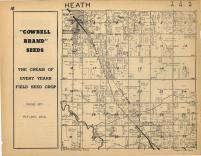 Heath T3N-R14W, Allegan County 1954